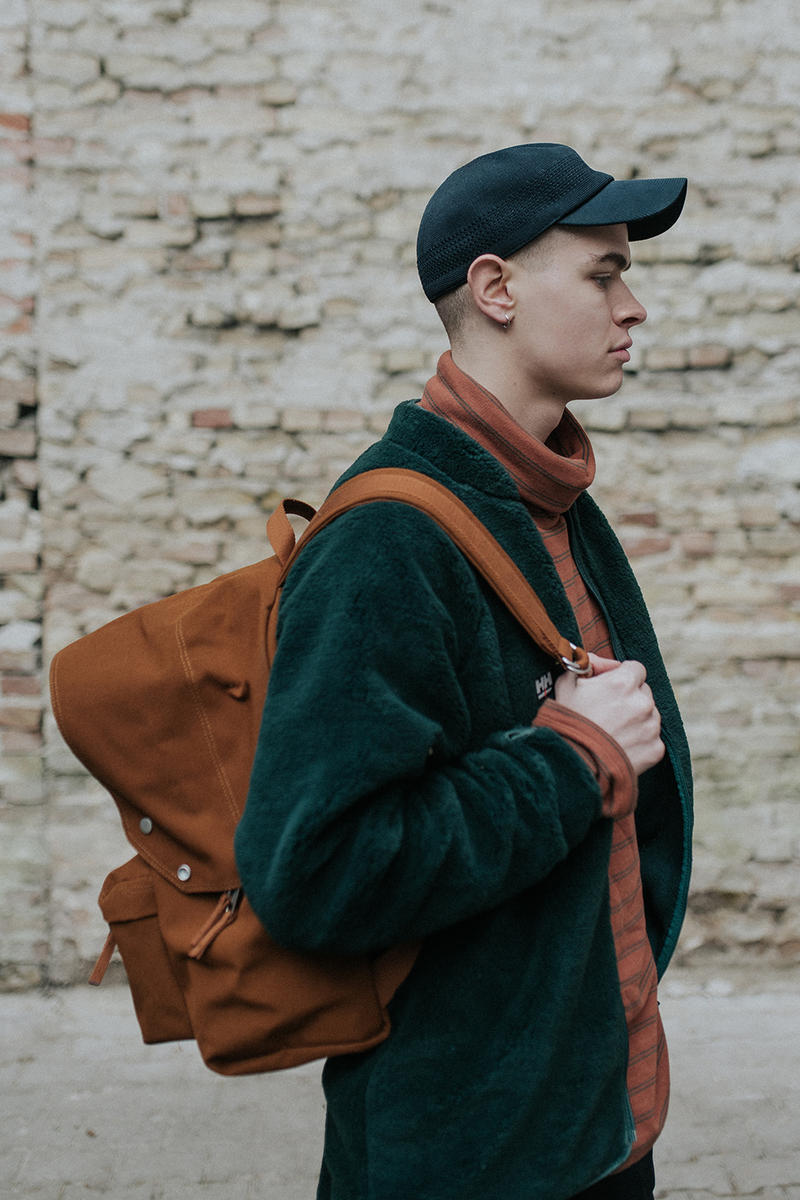 Raf Simons Eastpak Spring/Summer 2018 Blade Runner RS Toploader Crossover Padded Functional Backpacks Luggage Duffel Editorial Vybe Brothers
