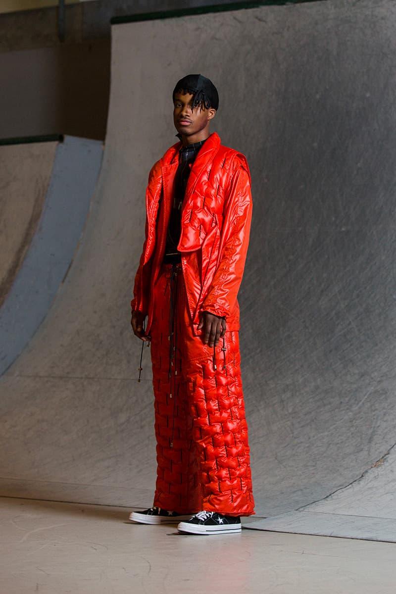 RECONSTRUCT Fall/Winter 2018 Collection Lookbook copenhagen fashion week