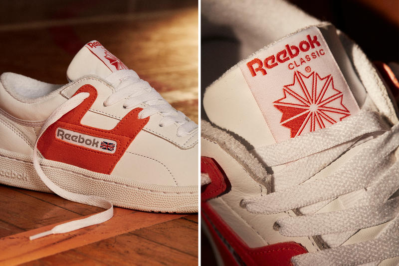Leisure Pack Reebok Sneaker Exclusives Looped ASOS Club Workout Classic Nylon