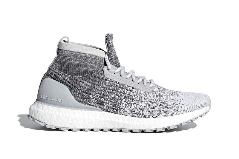 81b5703d360a5 Reigning Champ adidas UltraBOOST Mid ATR grey white footwear release info  date drops March 20 2018