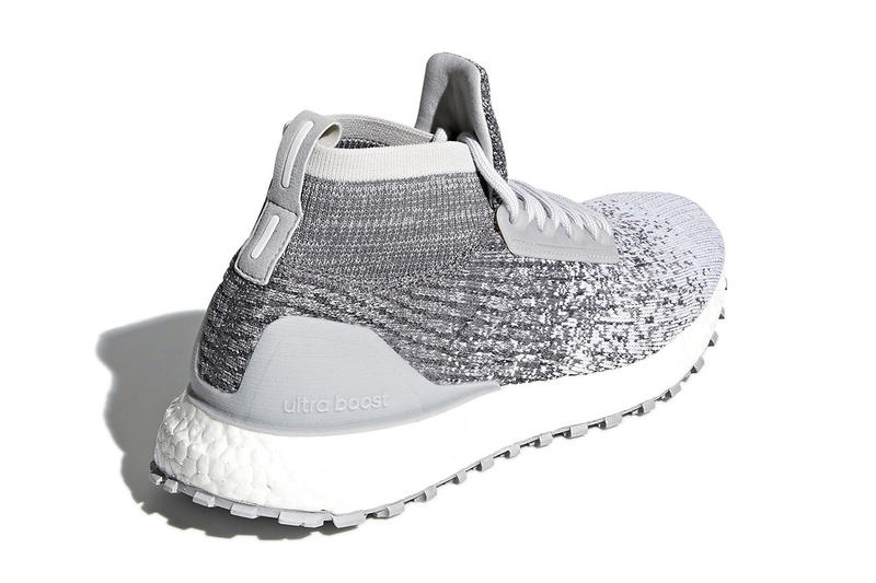 ba5d6e194b0 Reigning Champ adidas UltraBOOST Mid ATR grey white footwear release info  date drops March 20 2018