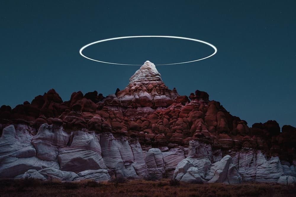 "Ladytron's Reuben Wu's ""Lux Noctis"" Photography Artwork Projects Design Nature Photo Images Artistic Visual Effects Drones"