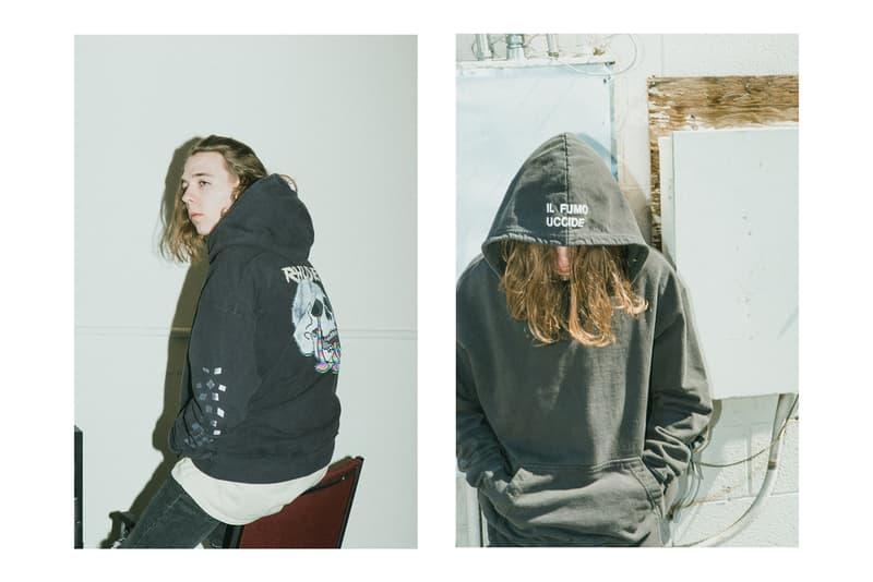 Rhude Spring Summer 2018 Editorial Feature sneaker boutique las vegas nevada