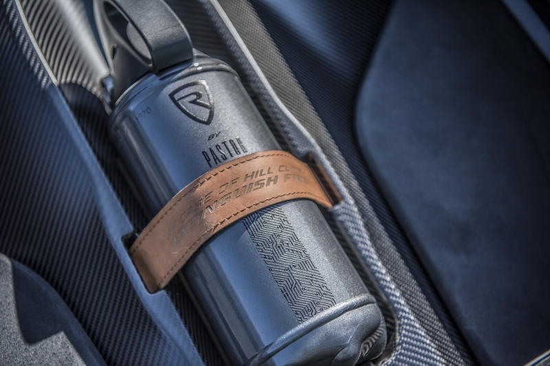 Rimac C Two geneva motor show 2018 concept car electric