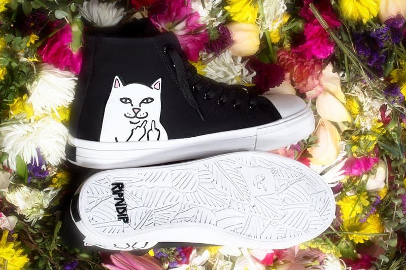 3954f52b9611 LORD NERMAL is back. RIPNDIP Exclusive Cat Sneakers ...
