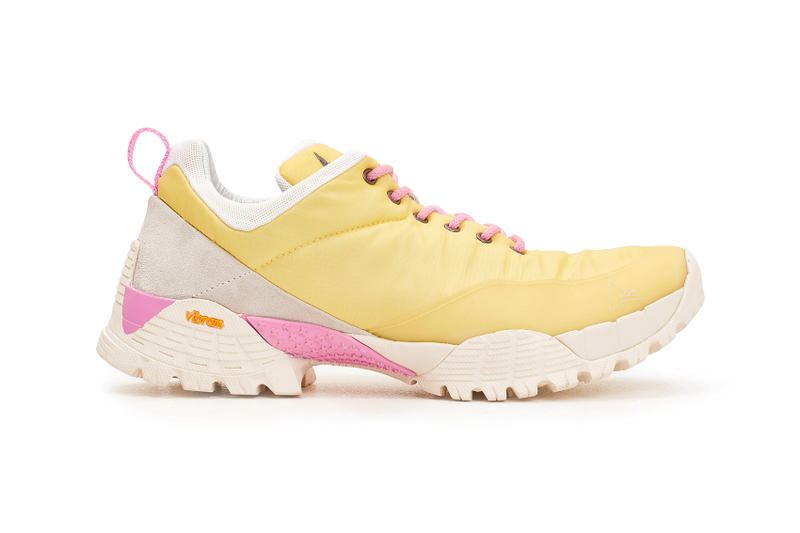 ROA Oblique Rippy Military Yellow White Release