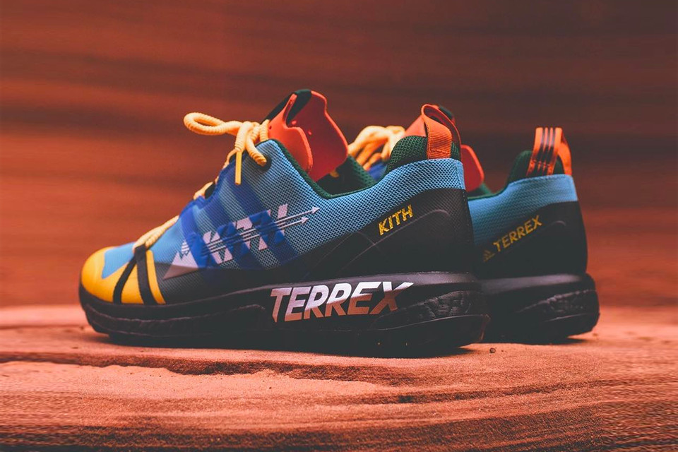 Ronnie Fieg Teases Upcoming adidas Terrex Agravic GTX Collaboration