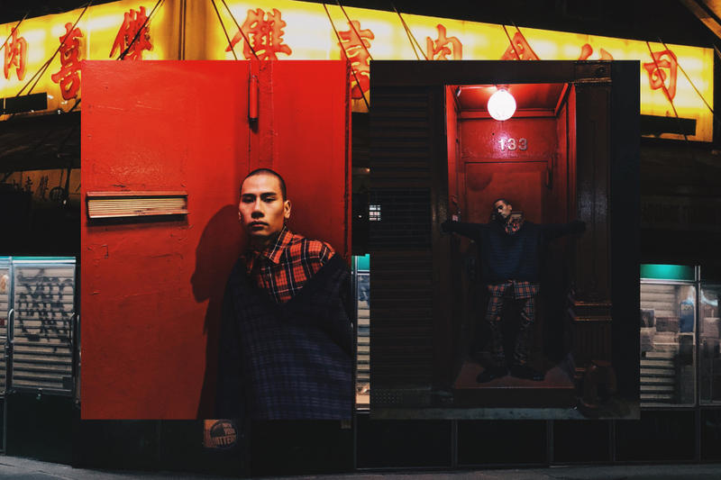 Raf Simons Spring/Summer 2018 Idol Brooklyn Editorial Chinatown NYC