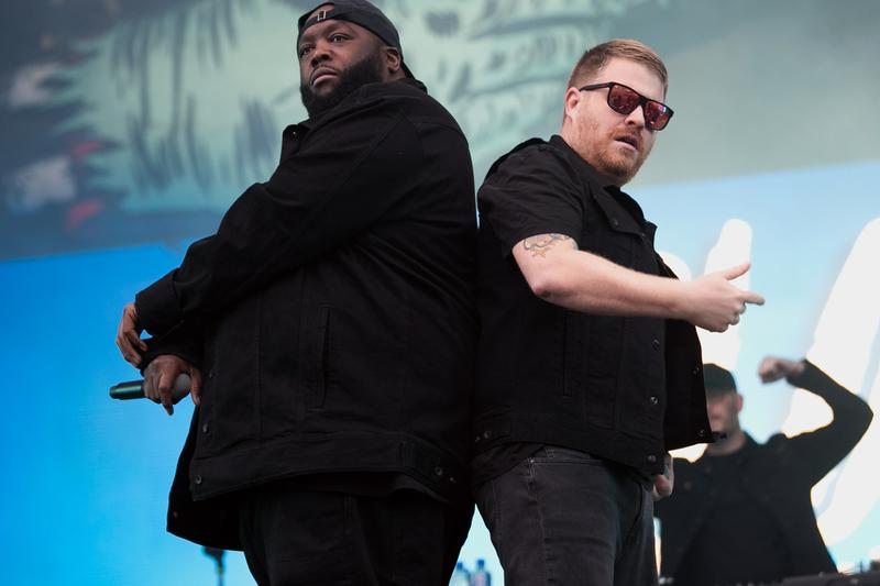 Killer Mike El P The Daily Show Run The Jewels Interview