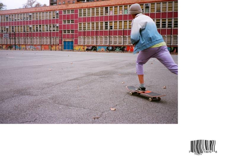 SAENAI Spring Summer 2018 Collection Lookbook brooklyn skate shop