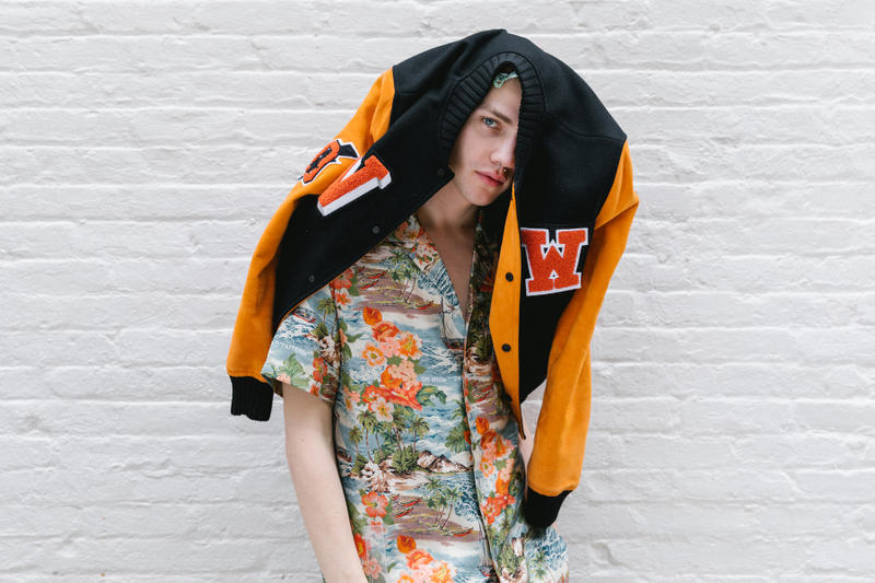 Saks Fifth Avenue Spring/Summer 2018 Lookbook streetwear off-white stone island helmut lang palm angels
