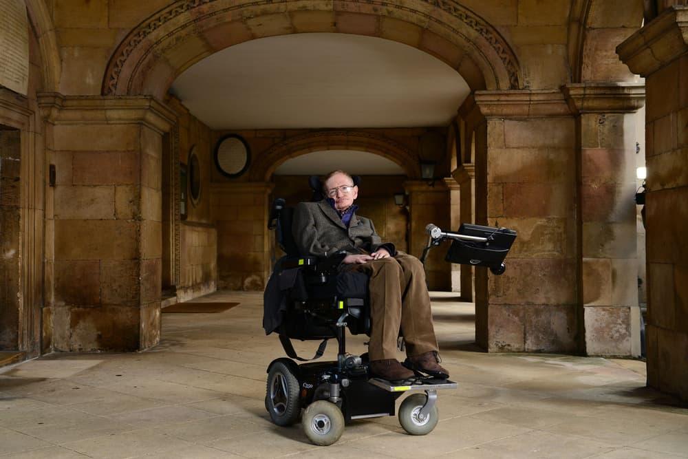 Stephen Hawking Died at Age 76 scientist physicist