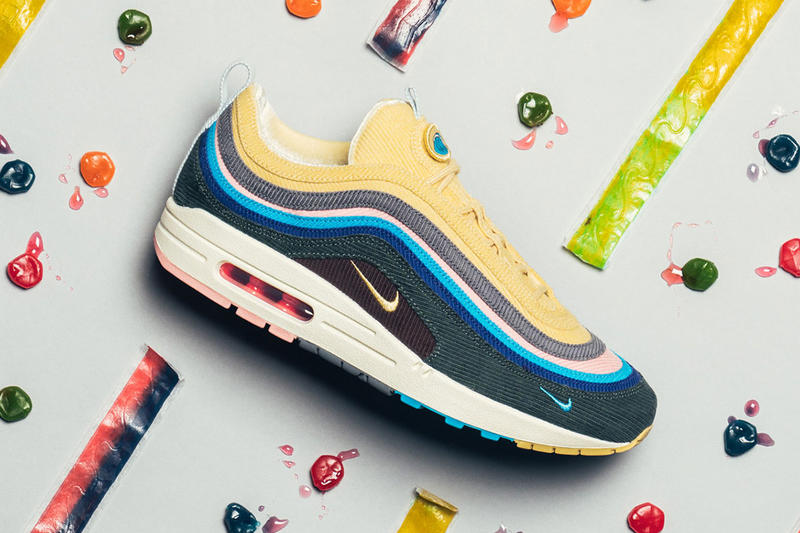 huge discount a7801 d470f Sean Wotherspoon x Nike Air Max 1/97 Store List | HYPEBEAST