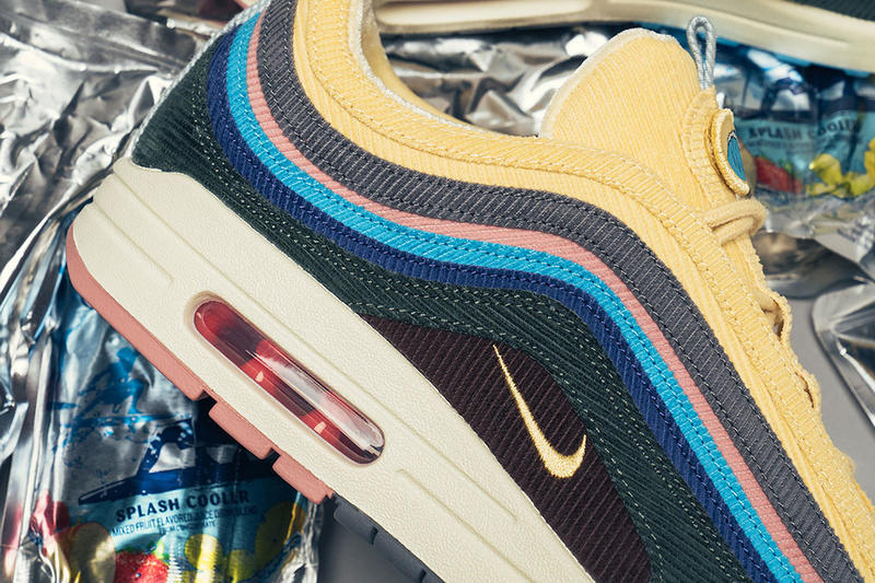 Sean Wotherspoon Nike Air Max 1/97 Store List