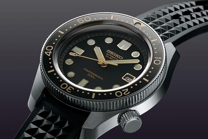 Seiko Prospex Diver 300m Hi Beat SLA025 watch 1968