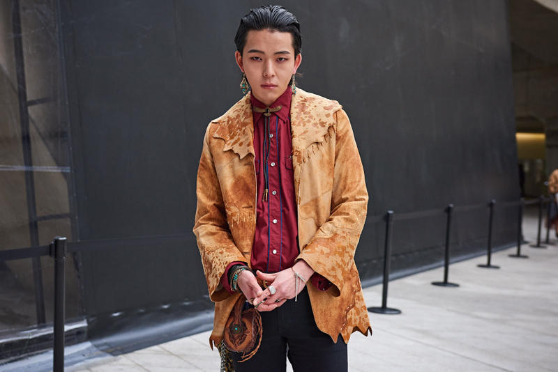 Street Style Seoul Fashion Week Fall Winter 2018 South Korea