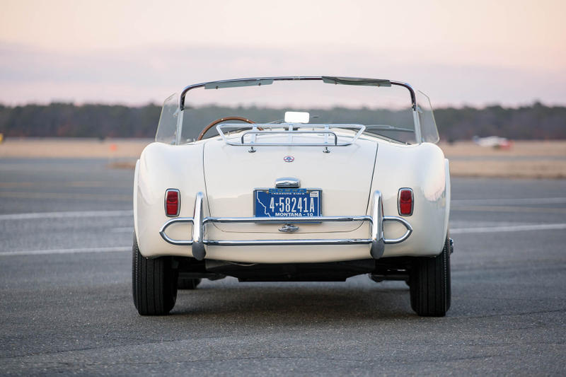 1963 Shelby 289 Cobra Barn Find Up For Auction RM Sotheby's Ford Prozac Bryan B. Molloy