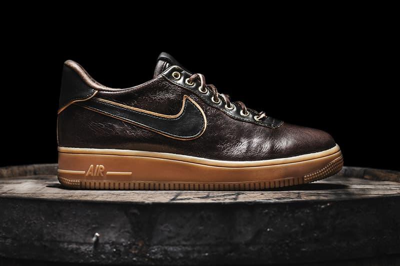 The Shoe Surgeon Jack Daniels Nike Air Force 1 Low Auction live march 6 2018