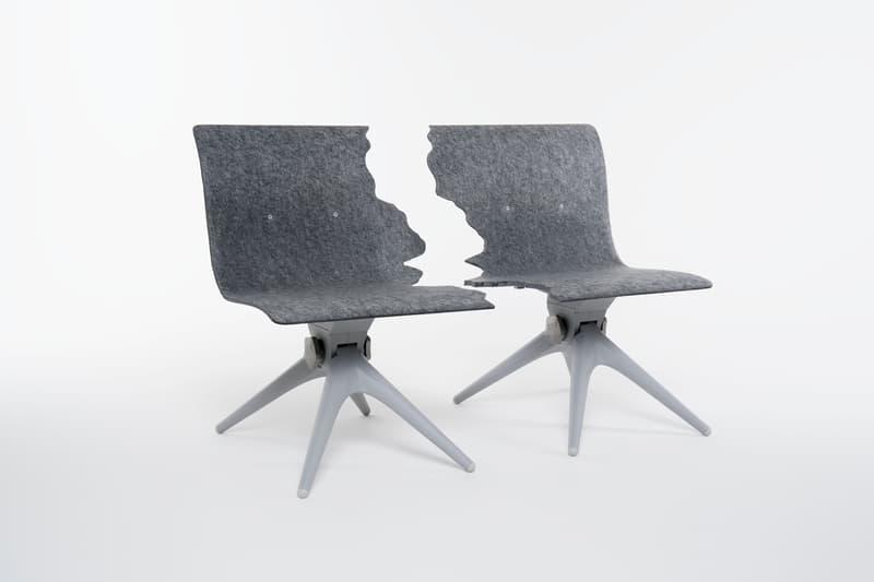 snarkitecture pentatonic fractured collection design daniel arsham alex mustonen jamie hall furniture decor home