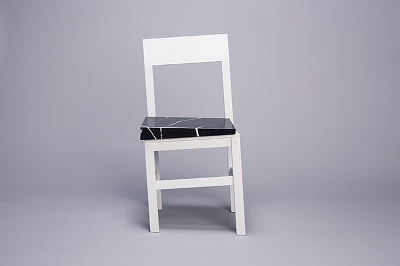 Snarkitecture Slip Chair For Design Firm UVA