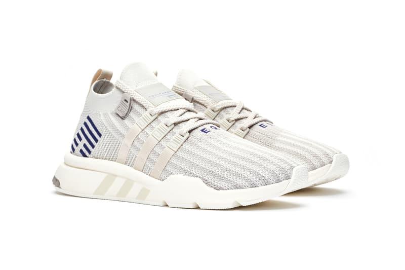 Sneakersnstuff adidas Originals EQT ADV Pack footwear 2018 release dates EQT Support Mid ADV PK EQT Basket ADV