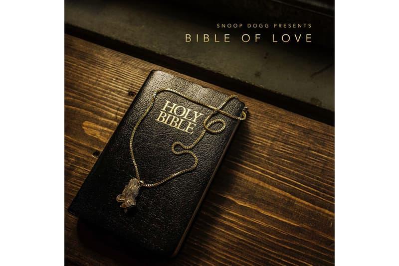 Snoop Dogg Bible of Love Album Stream