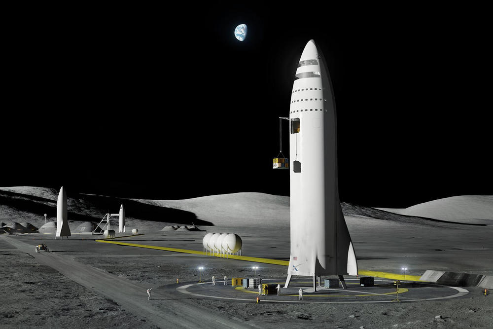 SpaceX Testing Mars Rocket System Early 2019 Space Elon Musk Kanye West SXSW South by Southwest Westworld