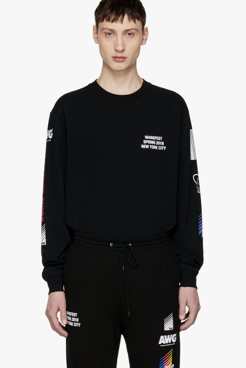ssense alexander wang wangfest fashion apparel clothing merchandise luxury designer