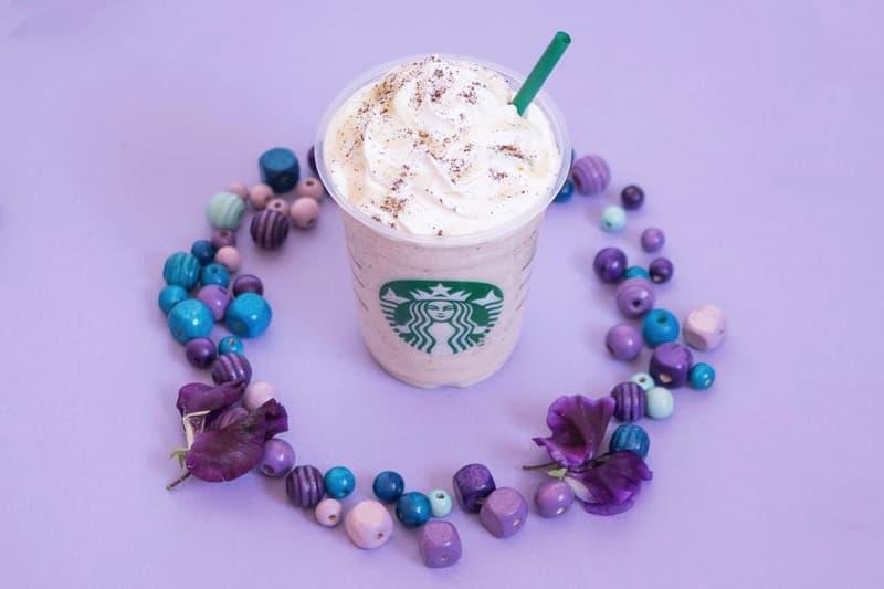 Starbucks Earl Grey Tea Cream Frappuccino Release Japan Exclusive Limited Edition