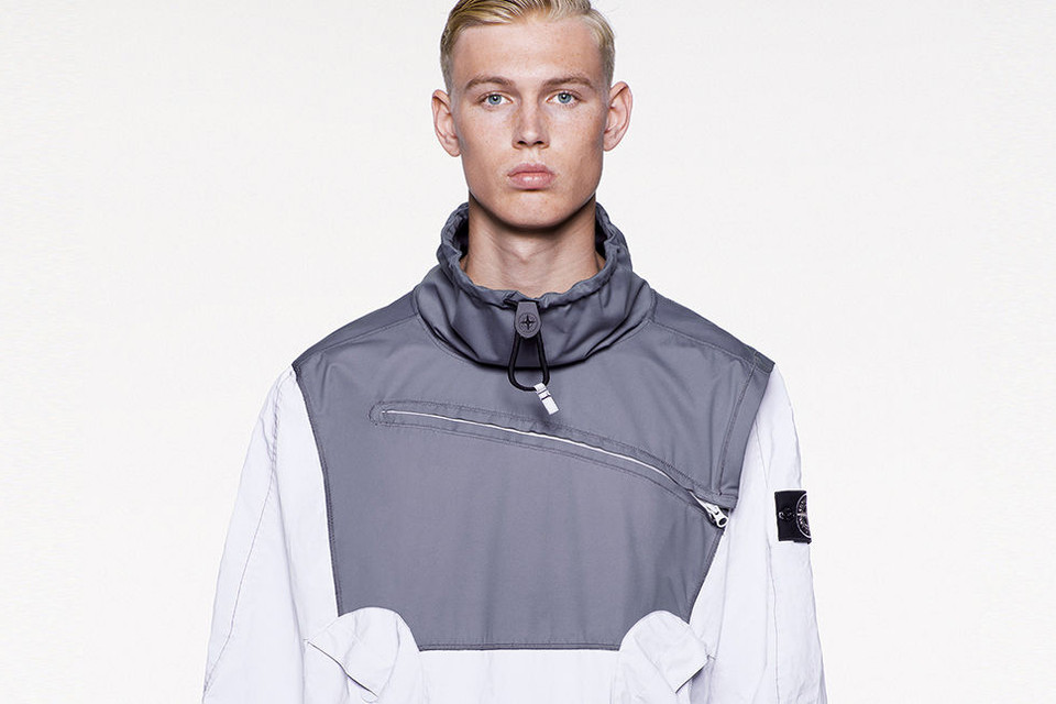 c178f9c6c67f4e Stone Island Drops Garment Dyed Plated Reflective Outerwear Line