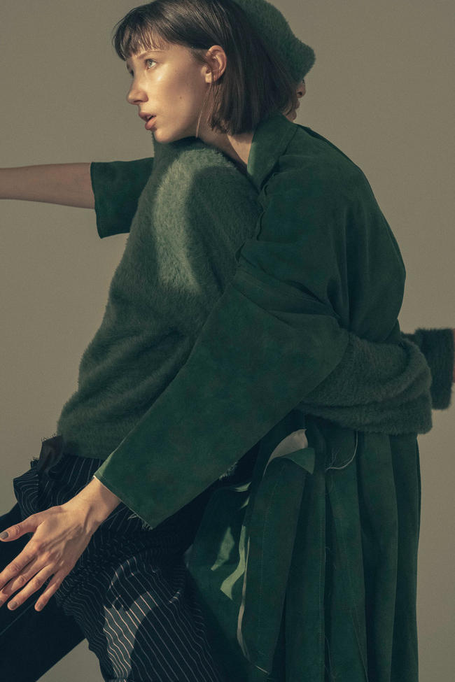 sulvam Fall Winter 2018 Collection Lookbook Teppei Fujita shirts trousers jackets