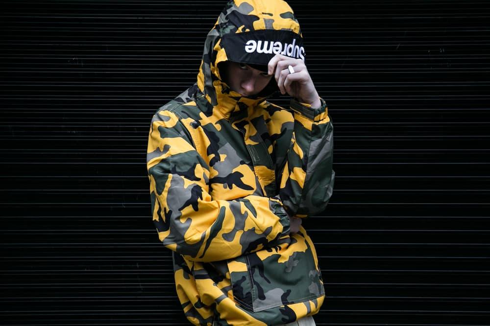 Supreme James Jebbia Virgil Abloh Off-White Off White Raf Simons Calvin Klein CFDA 2018 fashion awards nominations full list Donatella Versace British Vogue Editor-In-Chief editor in chief