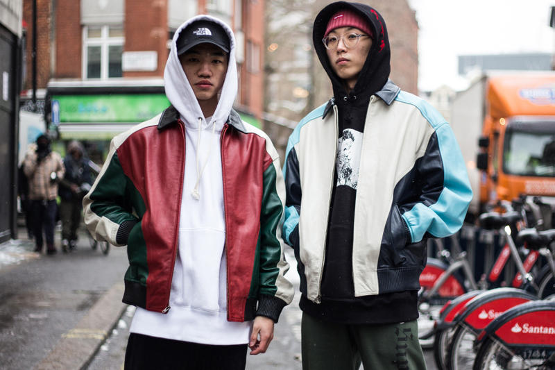 Supreme Spring/Summer 2018 Streetsnaps Drop 2 Street Style London Soho Store
