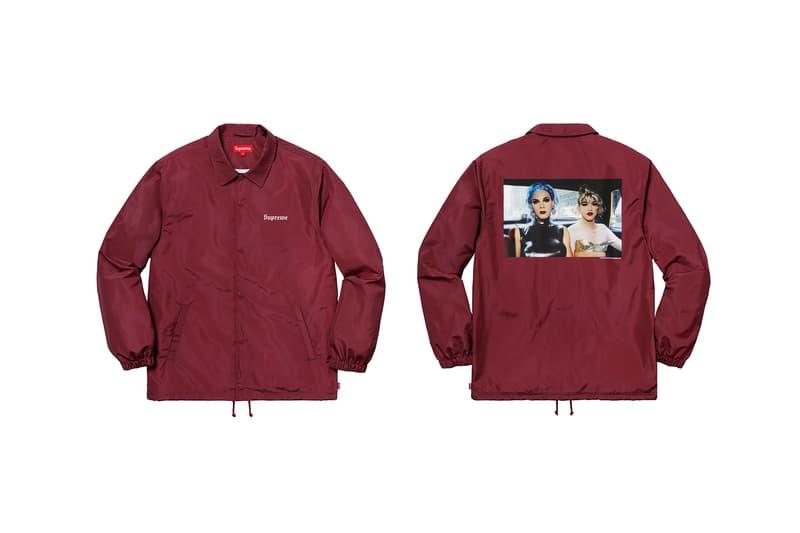 Supreme x Nan Goldin 2018 Spring/Summer Collection