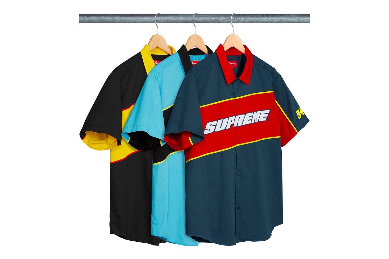 Supreme Spring/Summer 2018 Drop 3 Release Info nike NBA burberry rainbow mark gonzales stone island lacoste kiko kostadinov