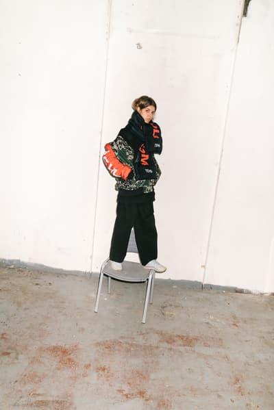 T3CM Fall Winter 2018 Lookbook collection release date info drop