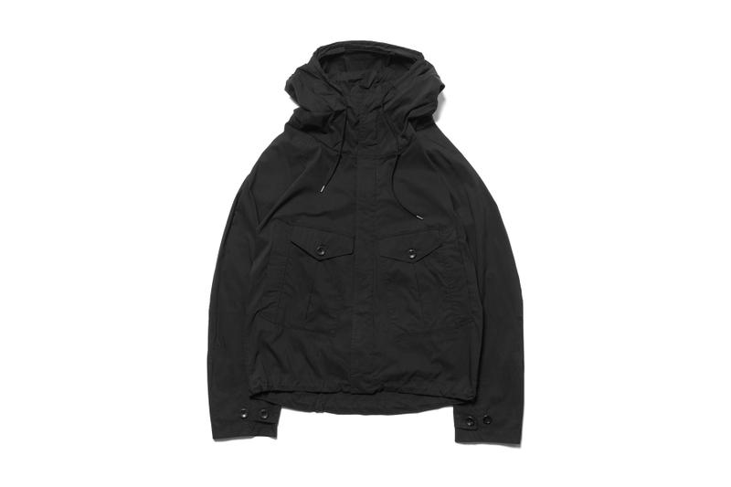 Ten c Spring/Summer 2018 First Delivery Fishtail Parka Field Jacket Anorak T-Shirts Hoodie Zip Up