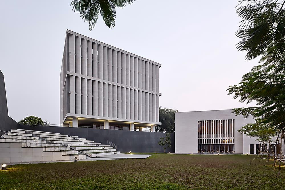 The Bihar Museum Maki and Associates OPOLIS arcitects India Patna