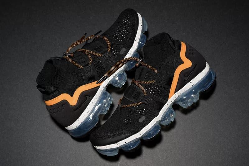 Nike Air Vapormax Utility Orange Peel sneaker runner
