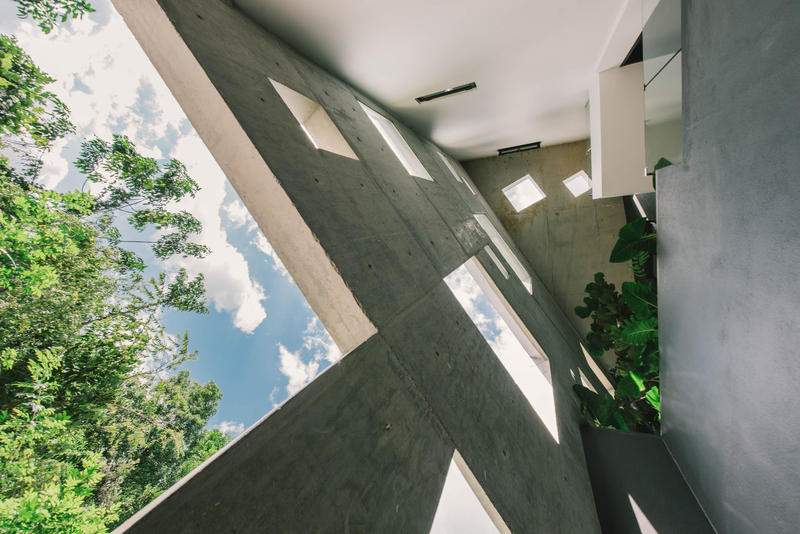 The Window House Malaysia FORMZERO Houses Architecture Homes