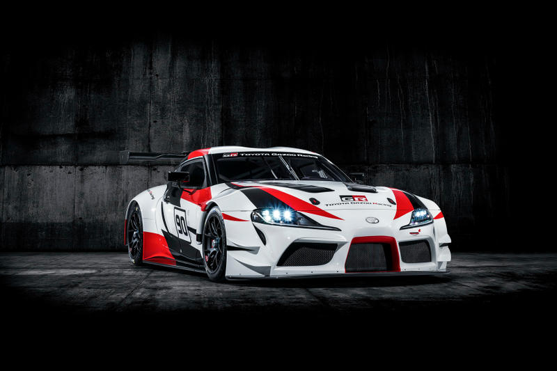Toyota Supra Racing Concept Unveiled | HYPEBEAST