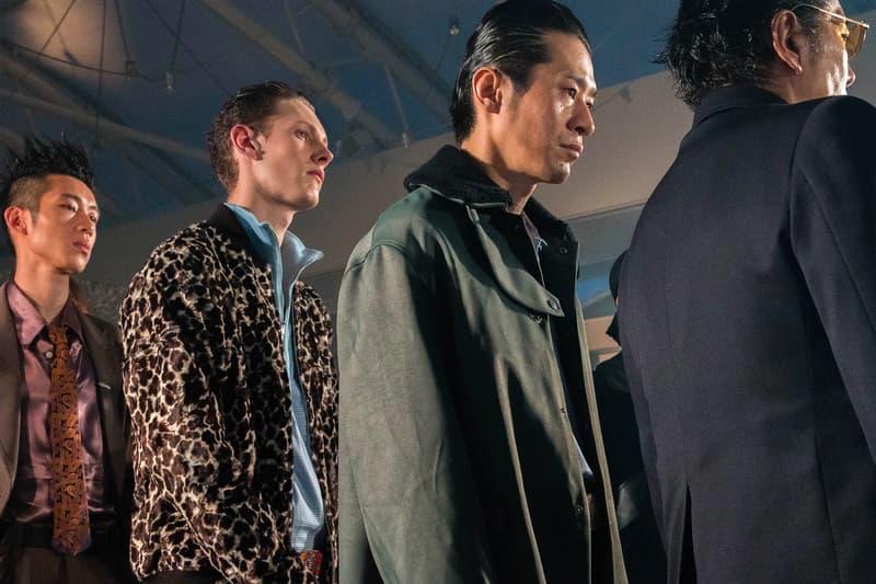 TTT_MSW Fall/Winter 2018 Runway Show Backstage Tokyo Fashion Week Amazon Collection Fashion Japan