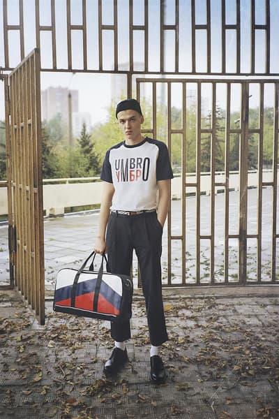Umbro 1966 World Cup Russia Soviet Union Lev Yashin Ballon D'Or soccer football fashion 2018 FIFA World Cup football kits football jerseys