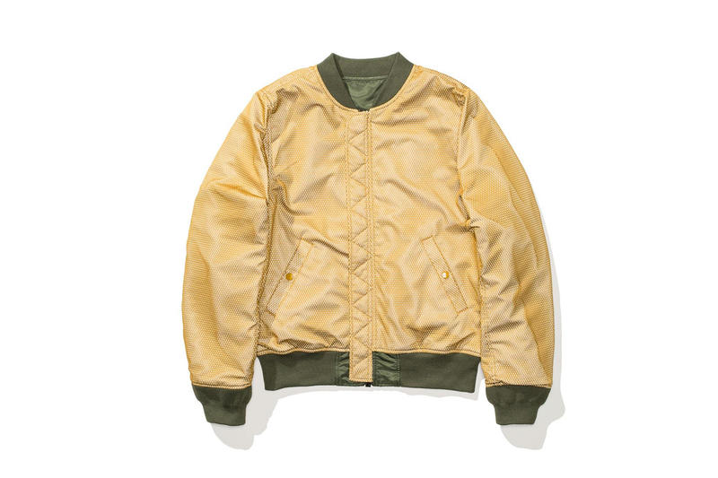 UNDEFEATED Alpha Industries MA-1 L-2B Bomber jackets release info