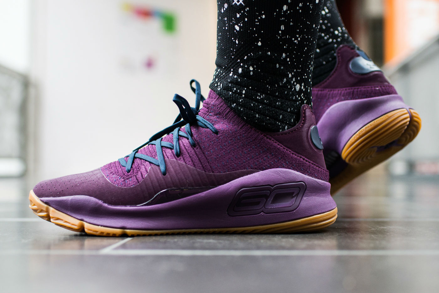 Under Armour Curry 4 Low \