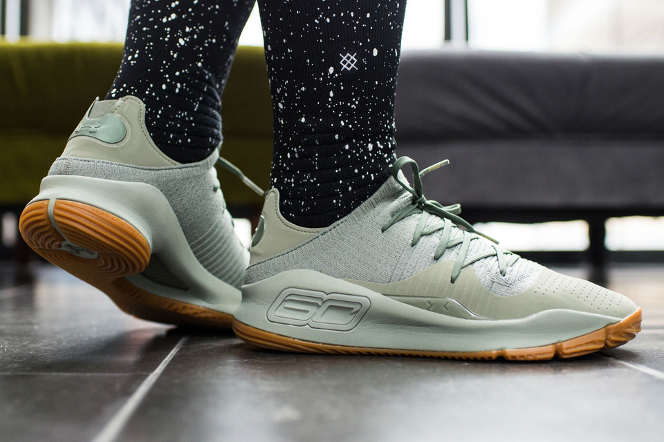 b5aabdac632 Under Armour Curry 4 Low