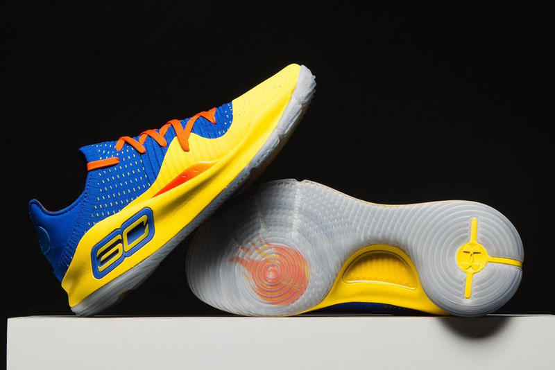 Under Armour Curry 4 Low NBA Jam release info steph curry sneakers footwear