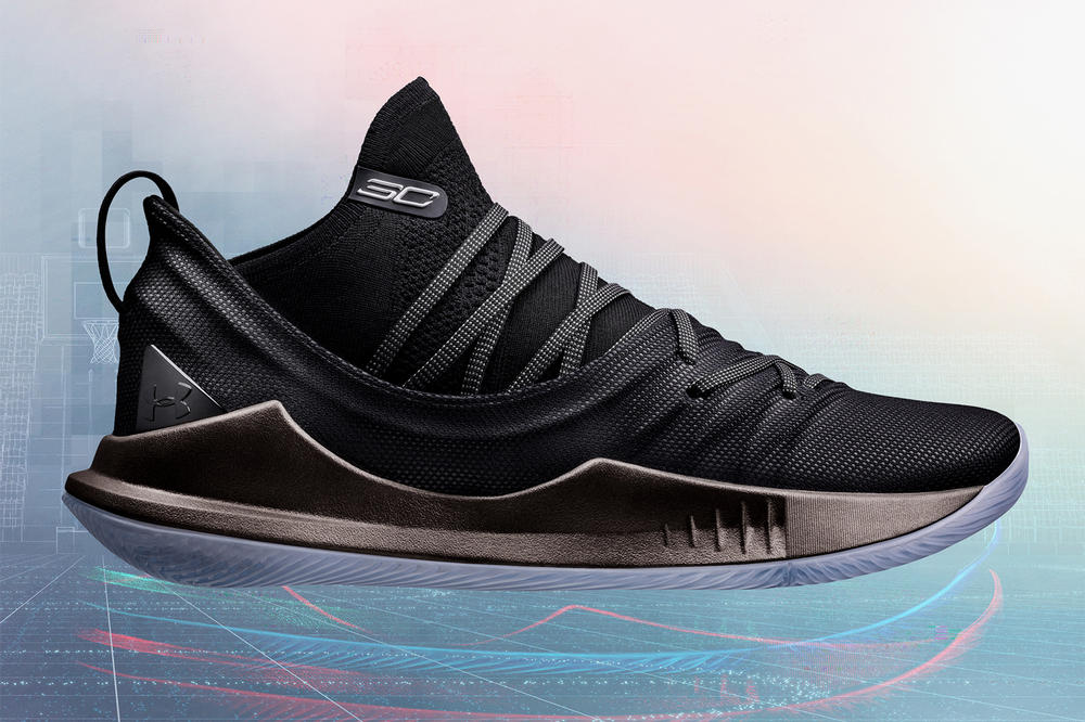 Under Armour Curry 5 Pi Day 314 pairs steph stephen march 14 release date info sneakers shoes footwear black metallic iron