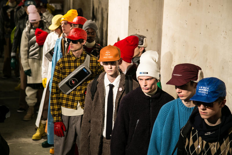 UNDERCOVER Mens Presentations Paris Fashion Week Womens