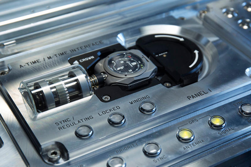 Urwerk AMC Atomic Master Clock
